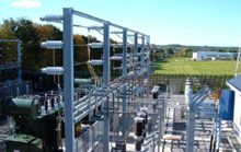 Substation design and construction
